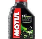 Motul 5100 4t olja semisyntetisk