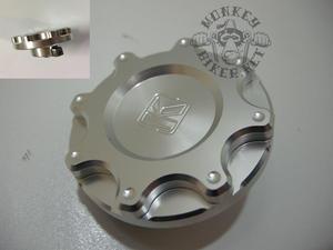 Gas cap CNC Monkey