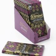 Divine dark chocolate with fruit & nut 100g