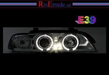 """Angel Eyes kromade alla E39 """"One block"""""""