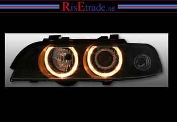 BMW E39 (XENON Angel Eyes svart 95->00)