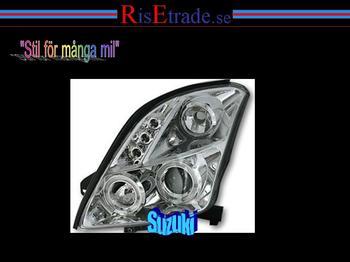 Angel Eyes till Suzuki Swift EZ/MZ / kromade