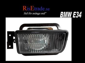 Dimljus H1 BMW E34 2/88-10/95 / Vänster