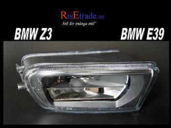 Dimljus BMW E39 9/95-6/03 / samt Z3 Höger