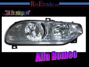 Strålkastare Alfa Romeo 156 Höger