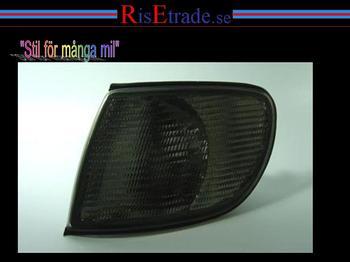 Frontblinker Set für Audi A6 C4 / Svarta