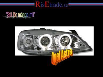 KromadeAngel Eyes till Opel Astra. G.