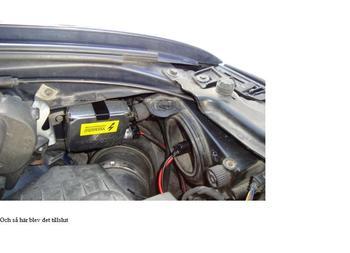 BMW E39 523 -97. Lycksele