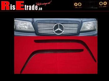 "Mercedes W202. ""Ögonlock"" C-klass"