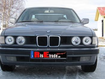 BMW 735 IL -92. Östersund
