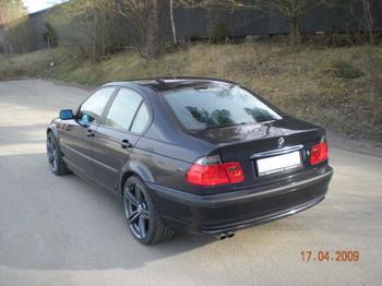 BMW 320i -99 E46. Västerås