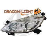 """Opel..""""DragonLights"""" Daylight/Parkeringsljus i slinga..Ett par designstrålkastare"""