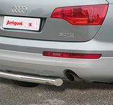 Stötbåge bak Audi Q7, 06-