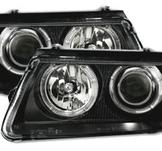 Angel Eyes headlights VW Passat 3B / Black