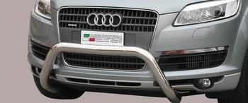 Frontbåge Audi Q7, Super bar Inox