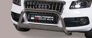 Audi Q5 Frontbåge. Medium Inox