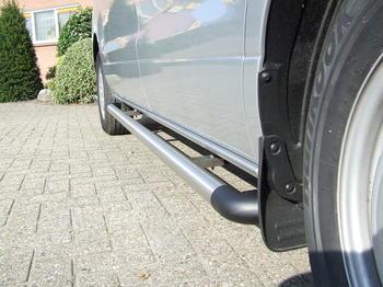 Sidosteg.Sidebars Sprinter '06> BM mat L1