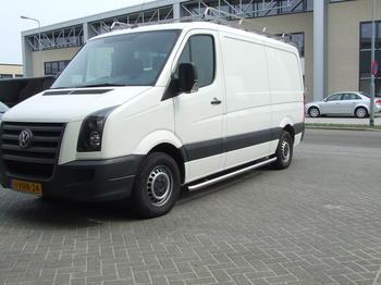 Lasträcken.Imperiaal RVS Sprinter '06> L1H1