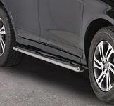PLATTFORM OVAL Polerat rostfritt Volvo XC60 2014