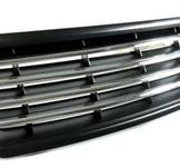 FK Grill Audi A6 typ 4B 97-01 / Black-Chrome