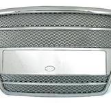 Single frame-grill Audi A4 B7 / Chrome
