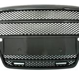 Single frame-grill Audi A4 B7 / Svart