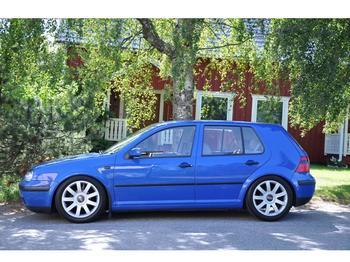 VW Golf IV -98. Härnösand