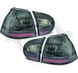 Baklyktor design i par.Volkswagen.Golf V 03-08