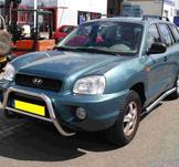 Frontbåge Hyundai Santa Fe (type1 1999-2005) 60 mm
