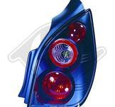Baklyktor design i par.Citroen.C2 03-08