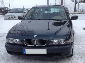 BMW 540 Touring (E39) Östersund. KUNDBILD