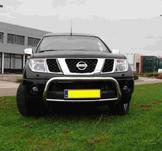 Frontbåge Nissan Navara  sport 60 mm