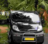 Frontbåge Nissan Primastar 60 mm