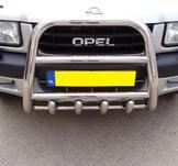 Frontbåge Opel Frontera A wagon 60 mm (motorskydd)