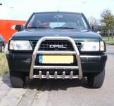 Frontbåge Opel Frontera A sport 60 mm (motorskydd)