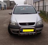 Frontbåge Opel Zafira 60 mm (motorskydd)