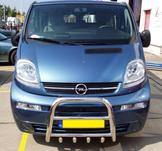 Frontbåge Opel Vivaro 60 mm (motorskydd hög)