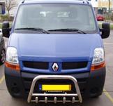 Frontbåge Opel Movano 60 mm (motorskydd)