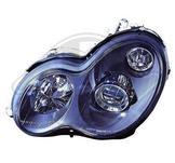 Mercedes./.(C180-320)W203 00->>./.Styling. Designstrålkastare. Ett par höger & vänster