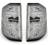 Frontblinkers till Mercedes 190E W201 i klarglas
