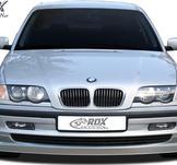 RDX frontspoilern BMW E46 Sedan / Touring (upp till 2002)
