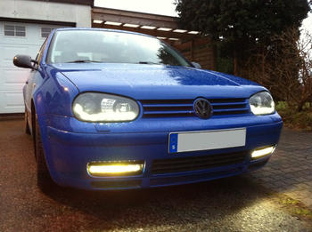 VW Golf V6 4Motion, Marieholm. KUNDBILD