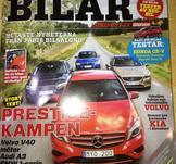 """Expressens """"Allt om Bilar"""" Oktober 2012"""