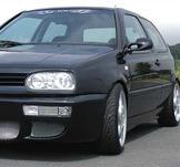 Sidospoiler till VW Golf 3. 91-97