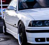 BMW E36, Junsele. KUNDBILD