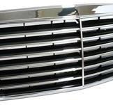 Mercedes W124 Avantgarde grill från 93, krom