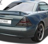 RDX spoiler Mercedes SLK R170 bakvinge spoiler