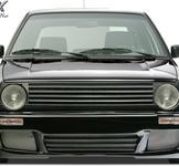 "RDX främre stötfångare VW Golf 2 ""GT4"" frontspoiler front"