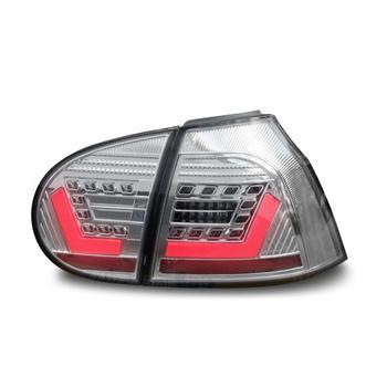 Baklyktset VW Golf V 03-08 Klarkrom