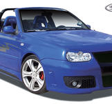 "RDX främre stötfångare VW Golf 4 Cabrio ""GTI-Five"